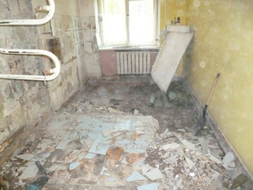 Ремонт в квартире своими руками в хрущевке