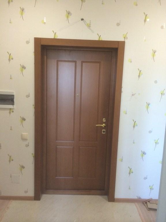 Доборы на дверь в частном доме